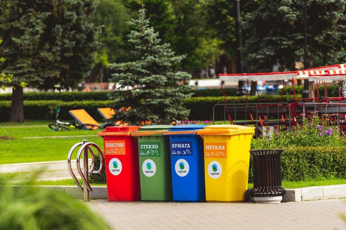 se servir de poubelle tri