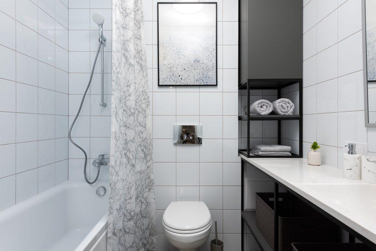 Quelles alternatives au rideau de douche?